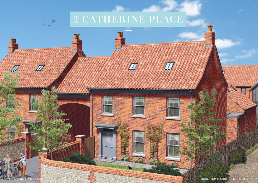 2 Catherine place home