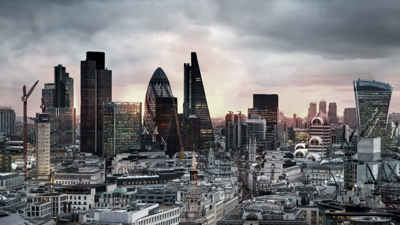 Image with Central London, buy to let mortgage.