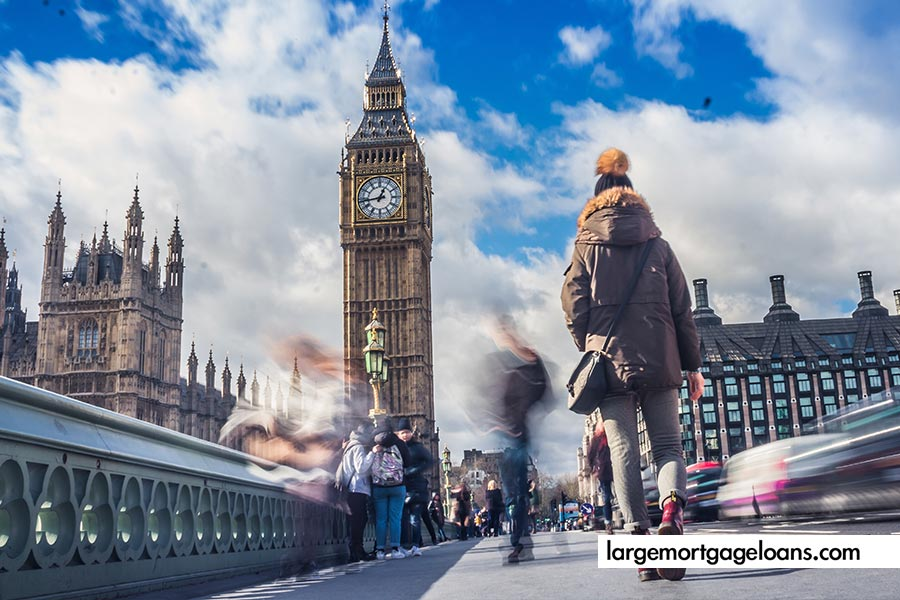 Overseas student looking to buy a UK property